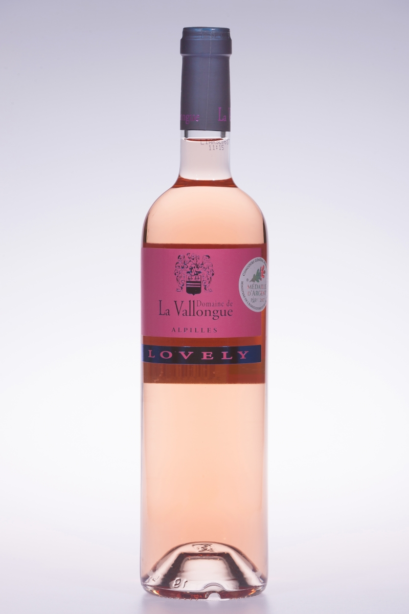 2016  IGP Alpilles 'Lovely' rosé