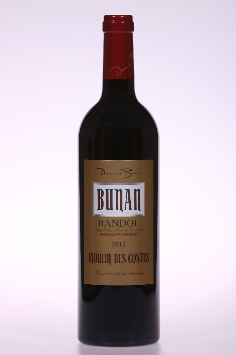 2012  Bandol 'Moulin des Costes'