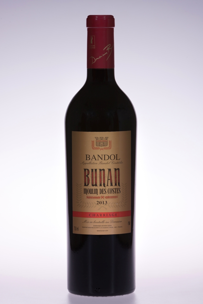 2013  Bandol 'Moulin des Costes Charriage'