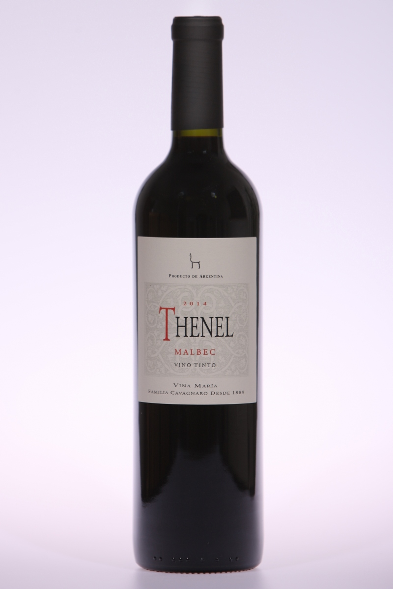 2014  Thenel Malbec